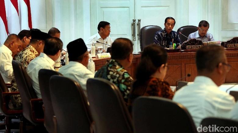 Kriteria Menteri Jokowi