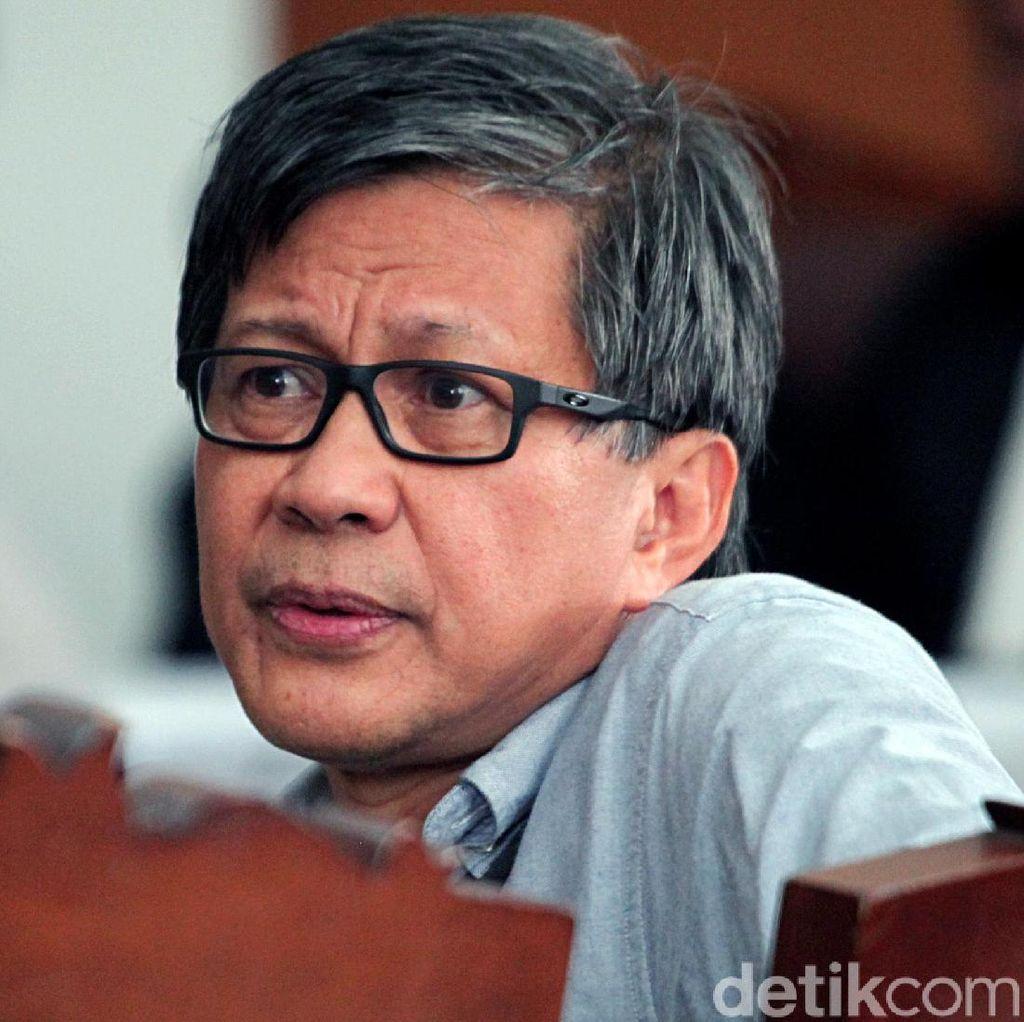 Rocky Gerung: Jokowi Pimpin Pelemahan KPK