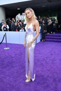 'Captain Marvel' Brie Larson Pamer Momen Kulineran Seru di Korea