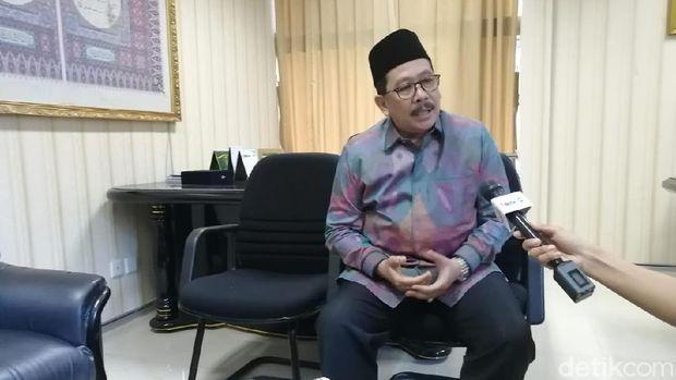 Wakil Ketua Umum MUI, Zainut Tauhid.