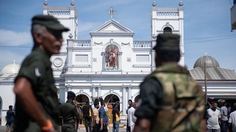 Solidaritas Warga Sri Lanka Tetap Terlihat Saat Terjadi Serangan Teror