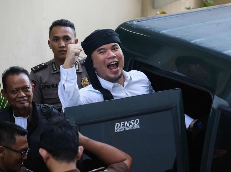 Ahmad Dhani Diprediksi Melenggang ke Senayan