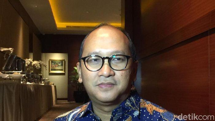 Ketua Kamar Dagang Industri (Kadin) Indonesia Rosan Roeslani/Foto: Vadia Lidyana/detikFinance