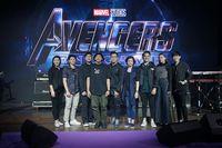 Spirit 'Avengers: Endgame' di Koleksi Fashion Desainer Indonesia