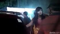 Diduga Mabuk, Perempuan Ini Jadi Pemicu Kecelakaan Beruntun