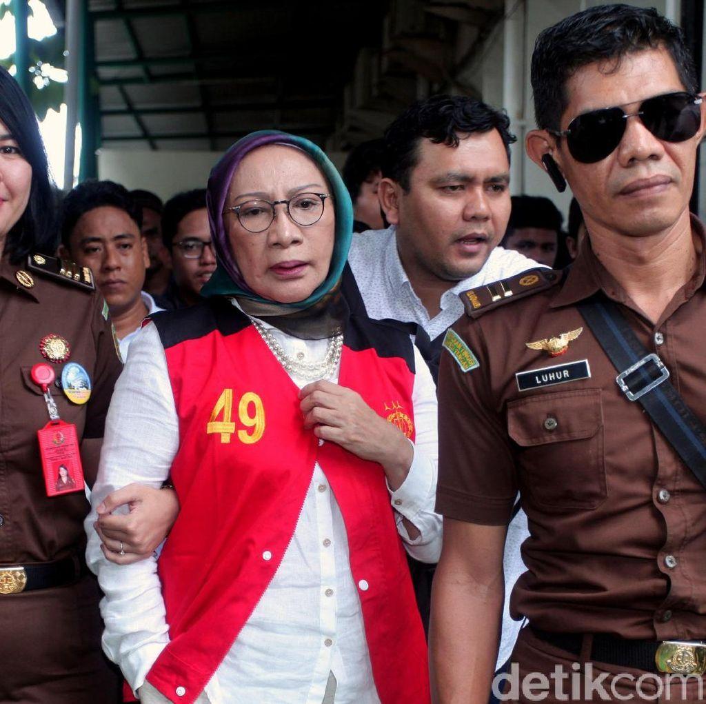 Jaksa Siapkan 4 Saksi Ahli di Sidang Ratna Sarumpaet