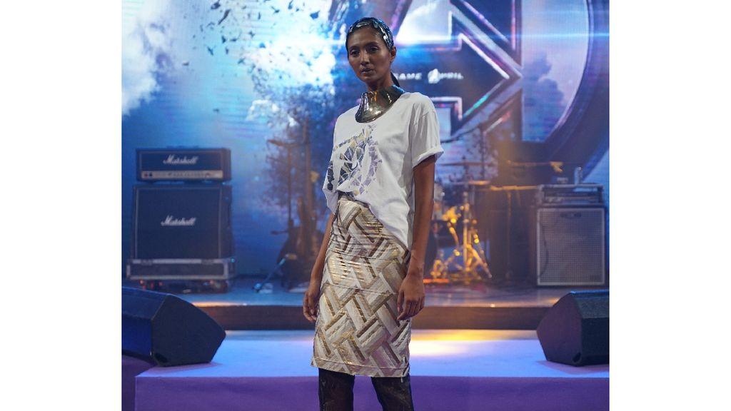 Spirit Avengers: Endgame di Koleksi Baju Karya Desainer Indonesia