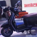Arti Nama Skuter Lambretta dari Italia