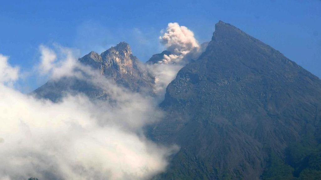Ke Gunung Merapi Lebih Mudah dengan Aplikasi di Smartphone