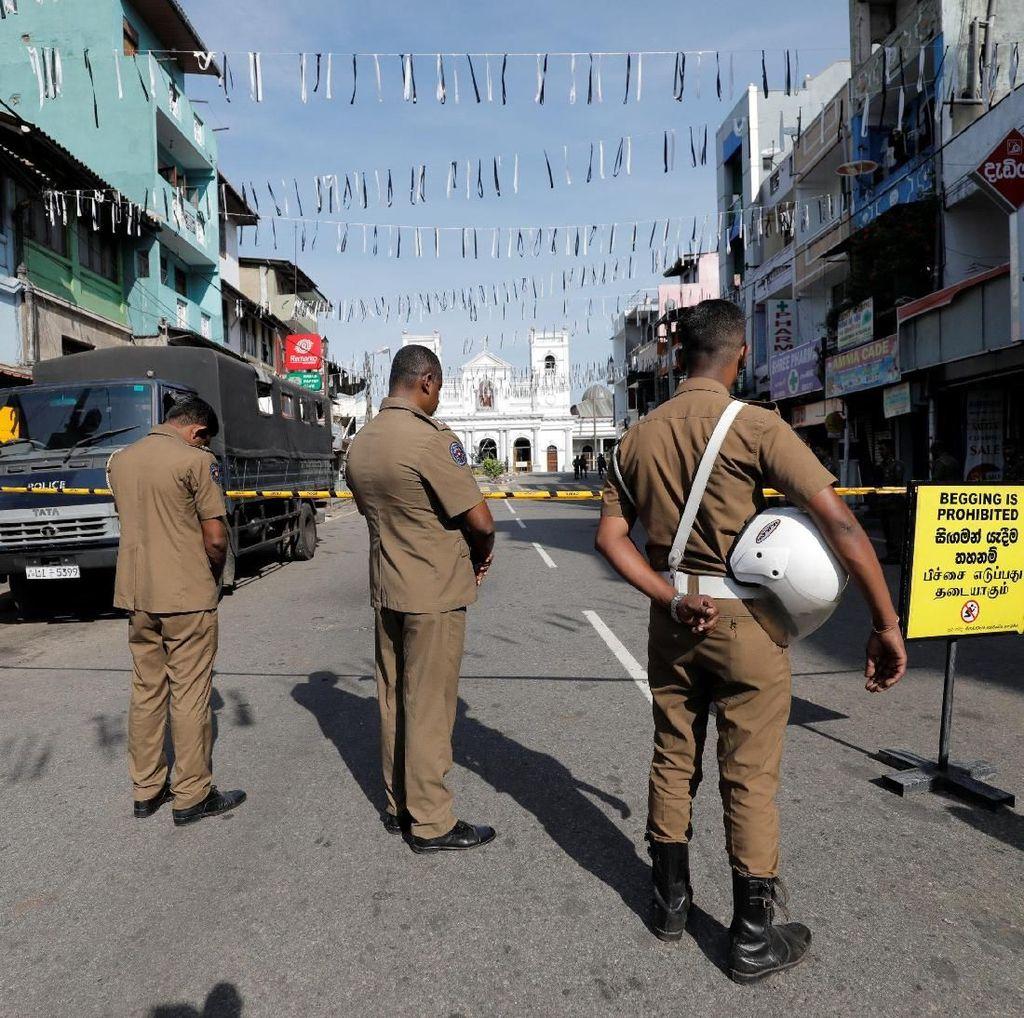 Ledakan Kembali Terdengar di Sri Lanka