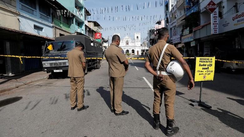 Usai Rentetan Bom Paskah, Warga Muslim di Sri Lanka Takut Keluar Rumah