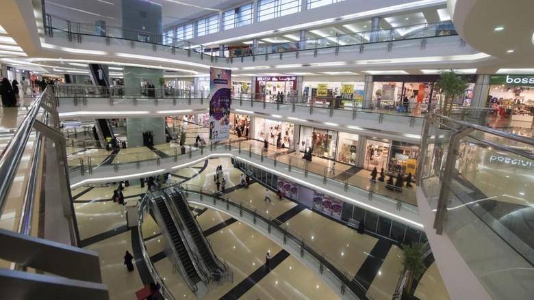 Al Qasr Mall di Riyadh, Arab Saudi (Al Qasr Mall/Facebook)