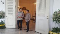 Wapres JK Semobil Bareng Anies ke Balai Kota