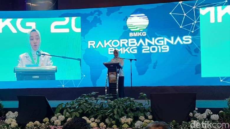 Buka Rakorbangnas, Kepala BMKG Bicara Ancaman di Pantai Utara Jakarta