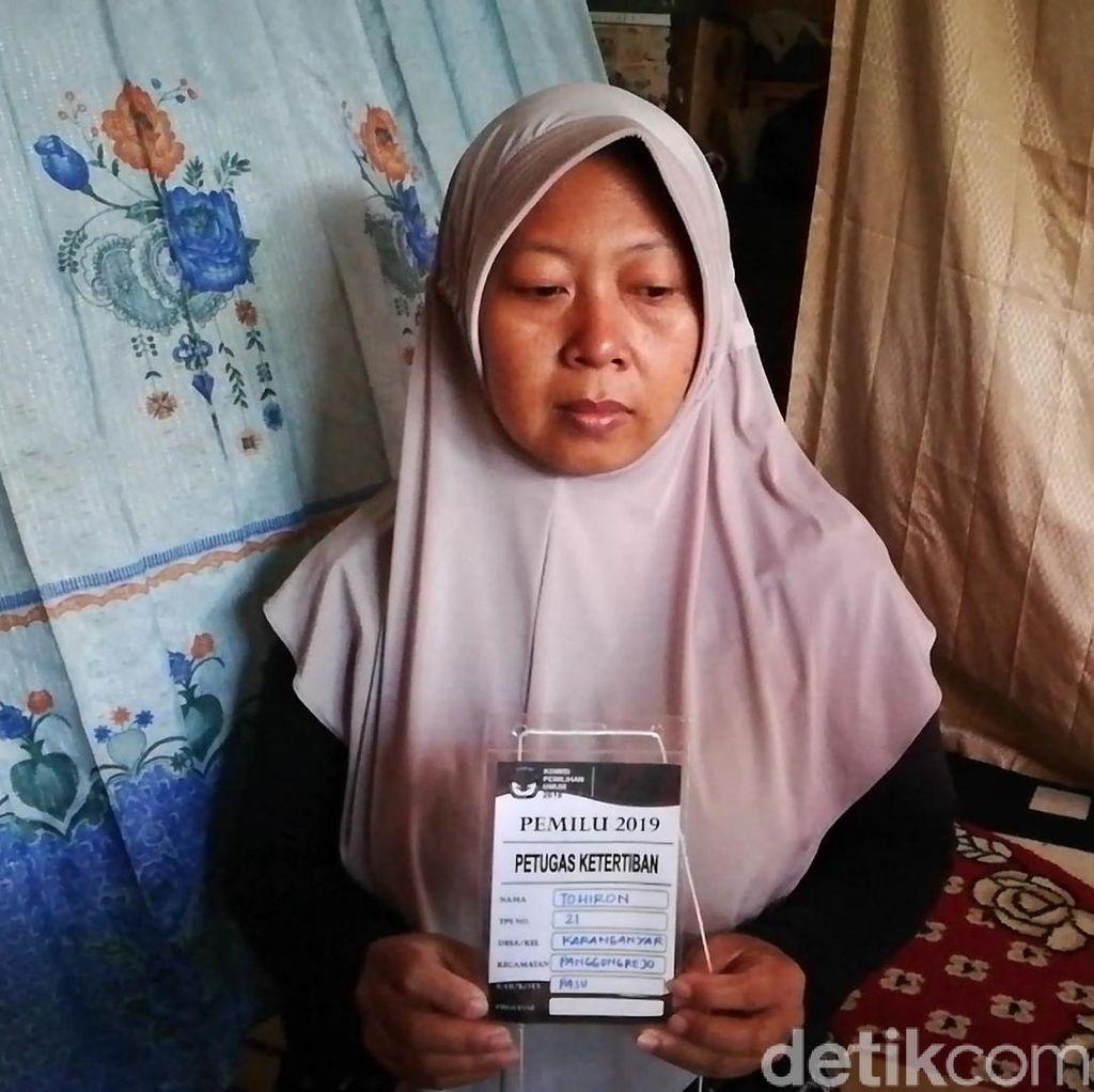 Kelelahan Lembur Jaga TPS, Anggota Linmas di Pasuruan Meninggal