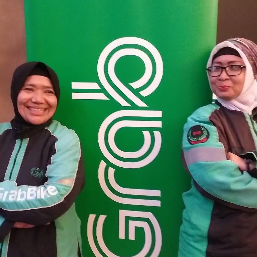 Perjuangan Kartini Grab, Bikin Terenyuh dan Menginspirasi