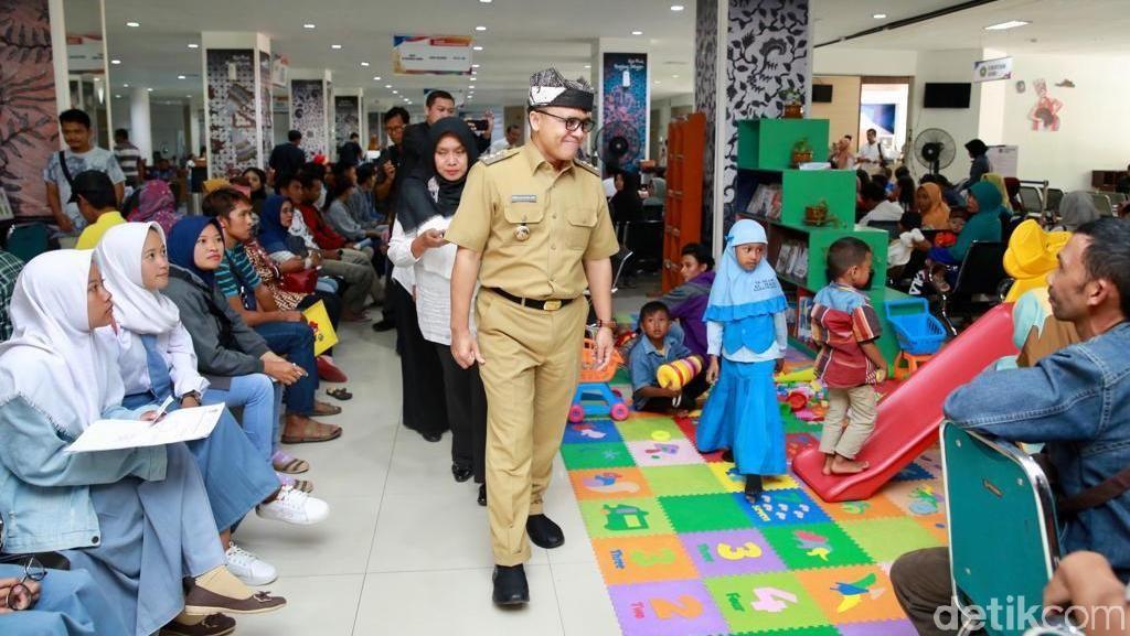 Diundang Jokowi ke Istana, Bupati Anas: Beliau Dengarkan Aspirasi Daerah