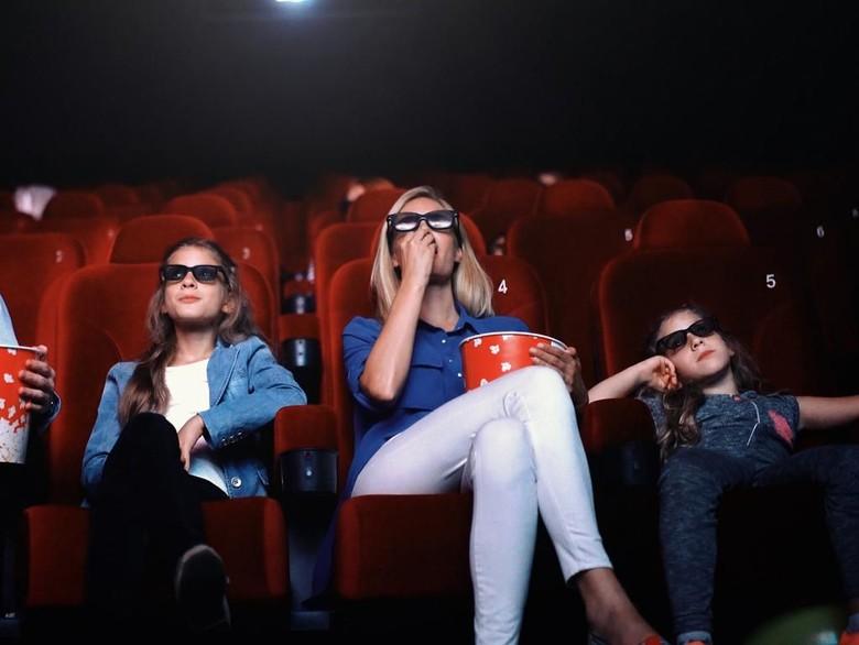 Seputar Bioskop XXI, Jadwal Film, hingga Harga Tiket/Foto: iStock