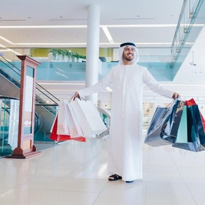 Viral, Pria Saudi Sewa Satu Mal Supaya Bisa Belanja Pakai Mobil