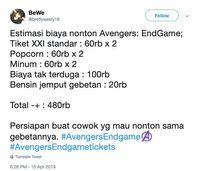 Besok Avengers: Endgame Tayang, Ini Cuitan Lucu Para Netizen