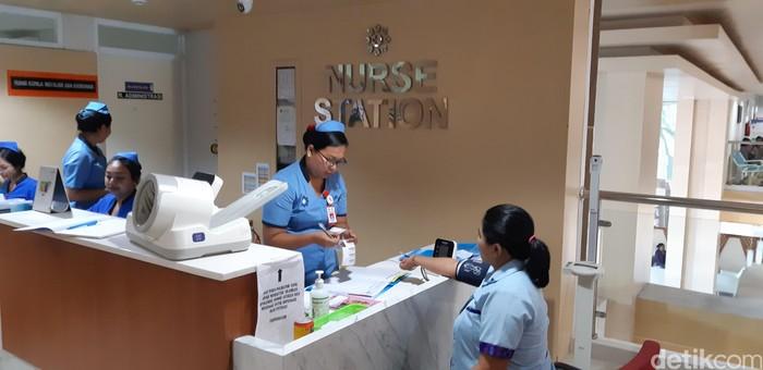 Selama tahun 2018, RSUD Bali Mandara sudah melayani sekitar 4.500 pasien dari berbagai negara. Foto: Aisyah/detikHealth