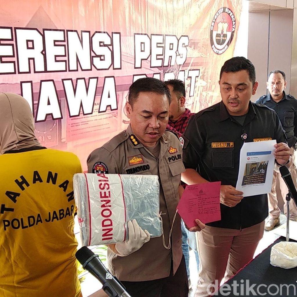 Penyebar Hoaks Polisi Buka Paksa Kotak Suara Dihadang FPI Diciduk