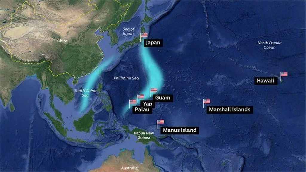 China Tingkatkan Penelitian Laut Dalam di Perairan Papua Nugini