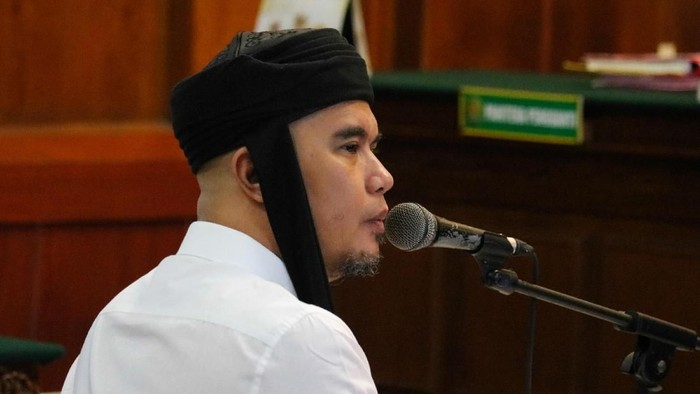 Ahmad Dhani (Antara Foto/Didik Suhartono)