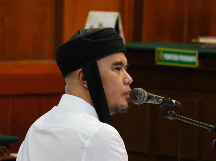 Ahmad Dhani (Didik Suhartono/Antara Foto)