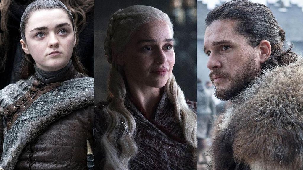 Game Of Thrones Bukti Bahwa Es dan Api Sulit Digabungkan