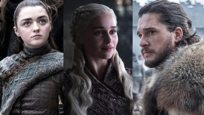 Ending Game of Thrones banyak mengejutkan penggemar. Foto: Dok. HBO