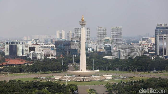 Monumen Nasional (Monas), Jakarta. Foto: Agung Pambudhy
