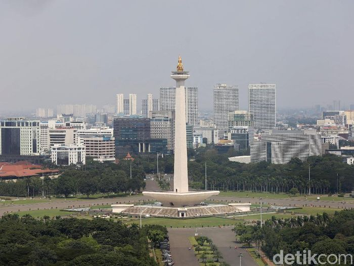 Kota Jakarta/Foto: Agung Pambudhy