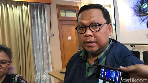 Wakil Direktur Saksi TKN Jokowi-Ma'ruf, Lukman Edy