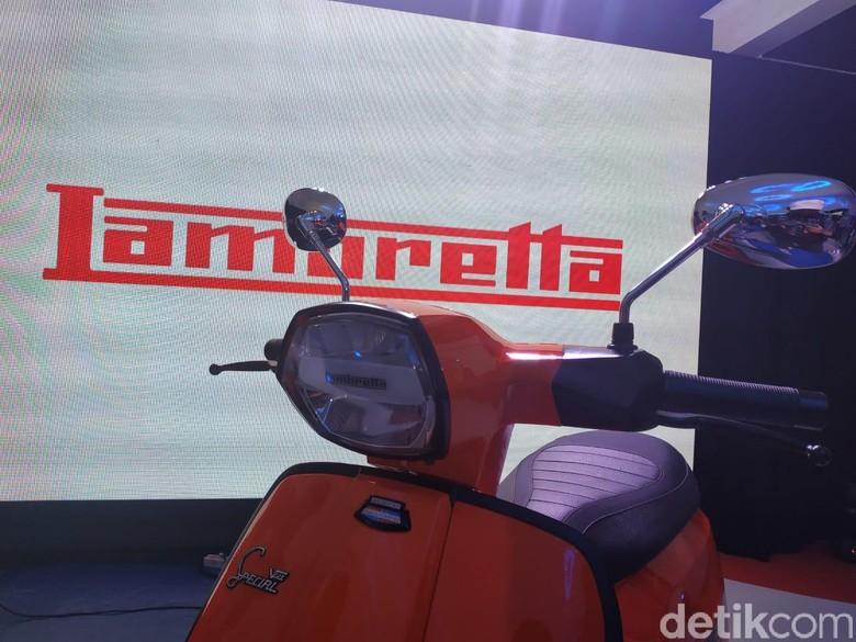 Lambretta Foto: Ridwan/detikOto