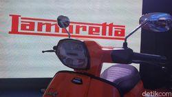 Bukan Angka Penjualan, Ini Target Lambretta di Indonesia Sekarang