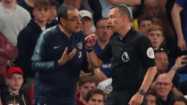 Chelsea Sepakat Lepas Sarri ke Juventus