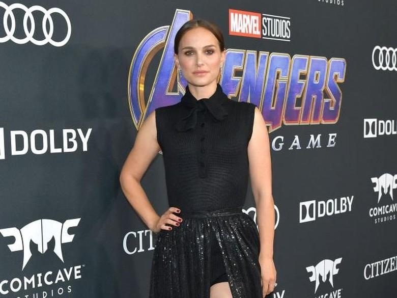 5 Fakta Natalie Portman yang Terpilih Jadi Pemeran Thor Wanita/Foto: Getty Images