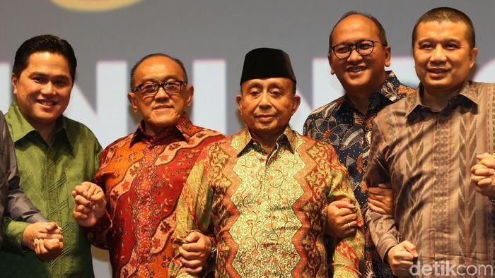 Foto: Suasana Deklarasi Damai KADIN Merajut Persatuan Untuk Indonesia Damai, (Agung Pambudhy/detikcom)