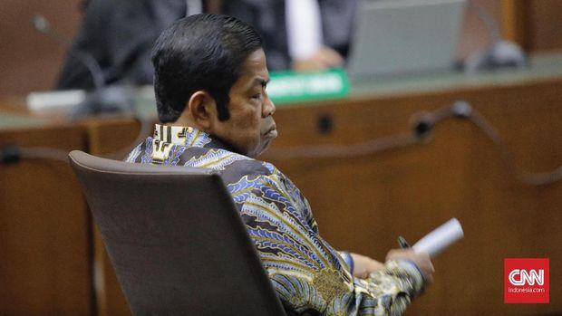 Sofyan Basir Tersangka, KPK Panggul Tenaga Ahli Eni Saragih