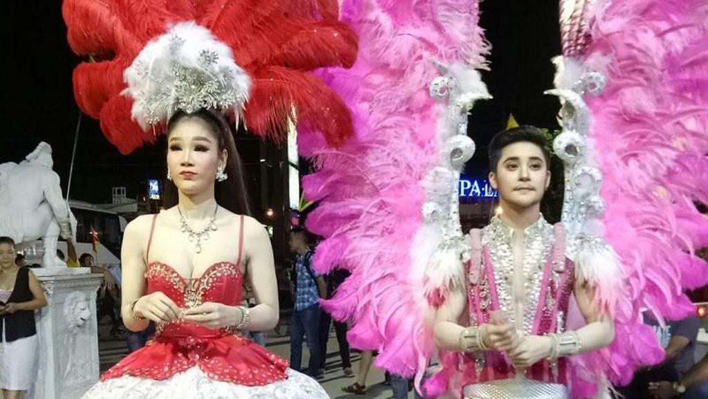 Cantiknya Ladyboy di Thailand