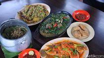 Mencicipi Menu Makan Siang Jokowi di Resto Khas Sunda