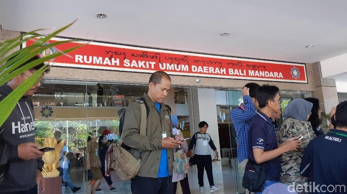 RSUD Bali Mandara (Foto: Aisyah/detikHealth)