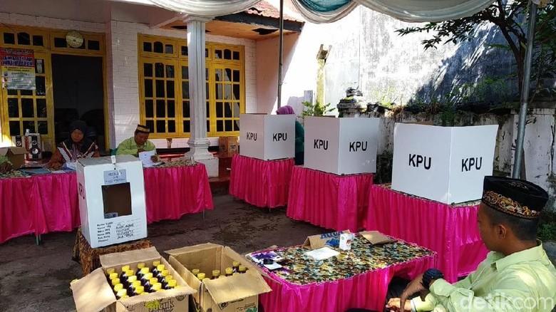 Suara Jokowi Tetap Unggul di Coblosan Ulang Mojokerto