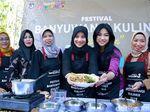 Sedapnya Aneka Kreasi Pecel Rawon di Festival Banyuwangi Kuliner 2019