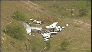 Video Pesawat Jatuh di Texas, 6 Orang Tewas