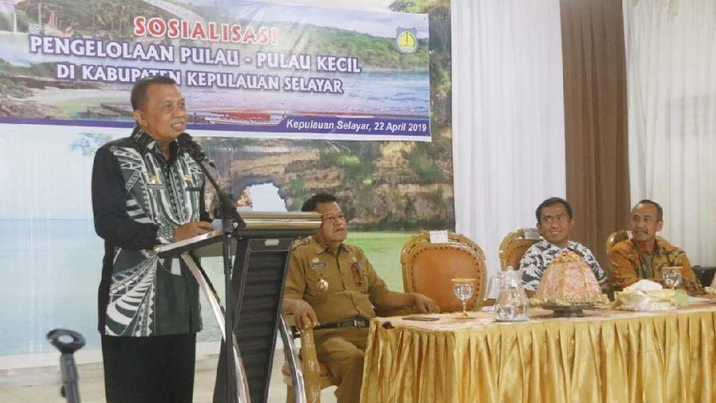 Pentingnya Pengelolaan Pulau Kecil untuk Kesejahteraan Masyarakat