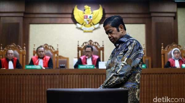 Idrus Marham Berkilah Tak Tahu Duit Suap, Jaksa: Untuk Munaslub dan Eni