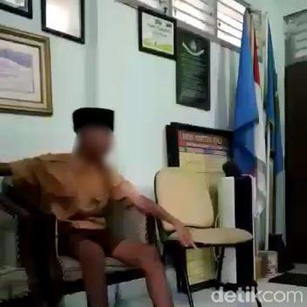 Viral Video Siswa SD Usai Tendang Tangan Kepala Sekolah Hingga Patah