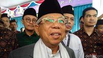 Percepat Rekonsiliasi Pasca Pemilu, Maruf Amin akan Temui Sandi